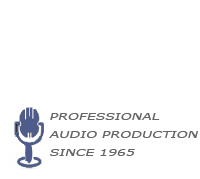 Professional Audio Production Since 1965